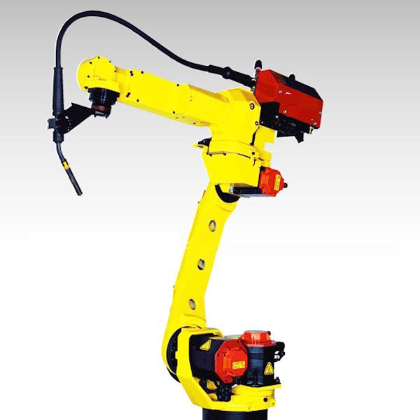 六关节智能焊接机器人